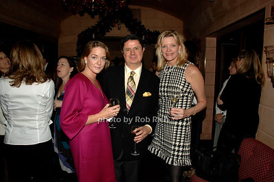 Valentina Prouty, Jean Doyen de Montaillou and Bridget Friel