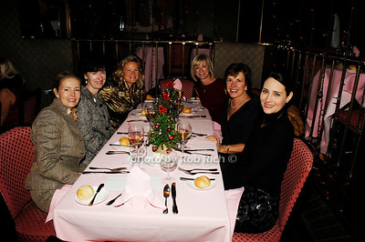 Cindy Tredwell, Debbie Hamilton, Pricsilla Morphy, Cynthia Ryan, Mary Kay Henson and Trudy Kane