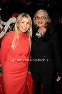 Janna Bullock and Sonja Caproni
