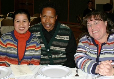 Ray and Teresita Baker, Allison McNeil