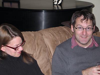 Monica Sharp, Jason Houston