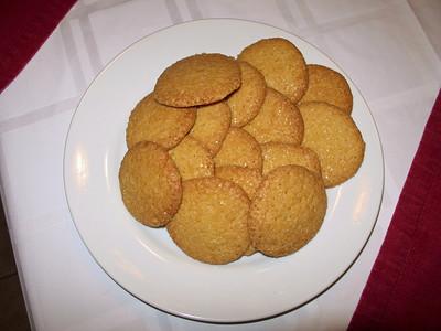 Biscotti di Limone e Semolina