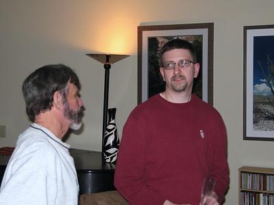 Ed Jessup, Patrick Burke