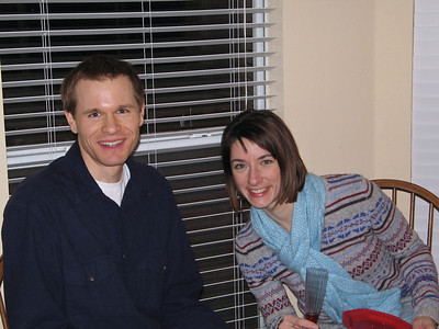 Andy and Jess Taylor