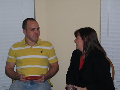 Daniel Houk, Tara Nielsen