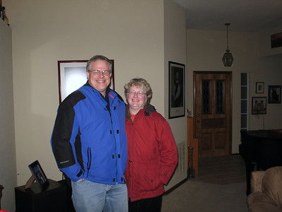Jeff and Diane Peters