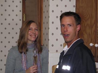 Melissa Hurlbut, Ryan Breidel