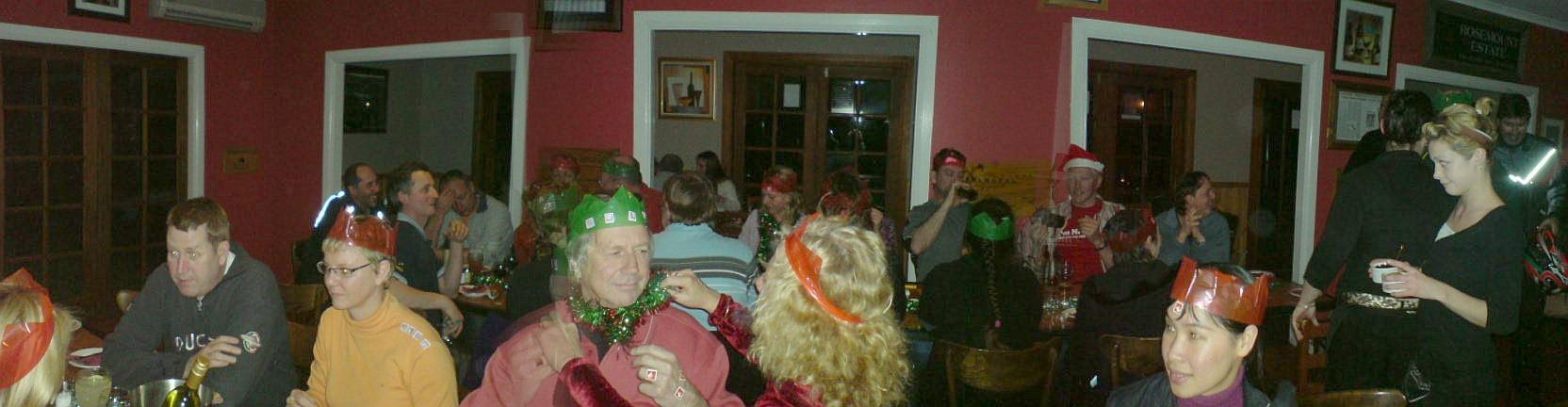 Christmas in July '07 - Denman