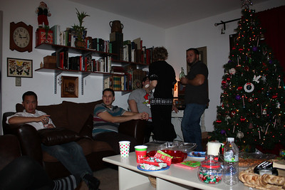 20131214 Annual Christmas Party!