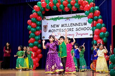 2014 New Millenium Montessori Christmas Program