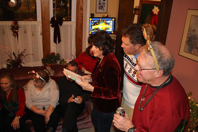 20141206 The Murphy's Christmas Party