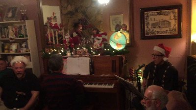 20151205 Murphy Christmas Bash and Singalong 2015!!!