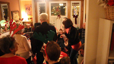 20151205 Murphy Christmas Bash and Singalong 2015!!!