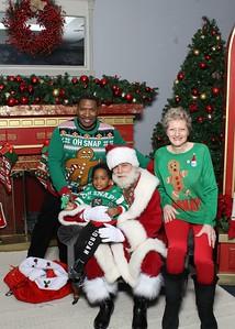 20191207 Holiday Moments with Santa