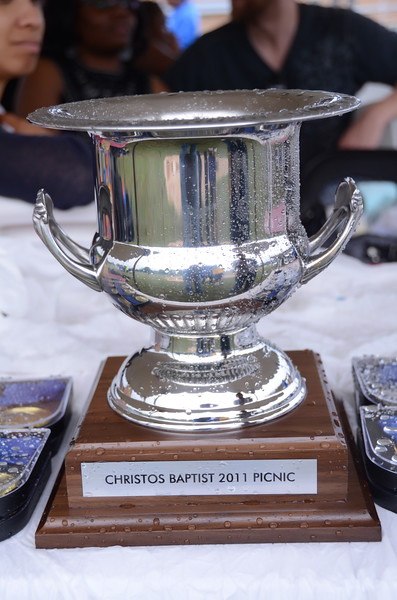 Christos Baptist Church Picnic 2011