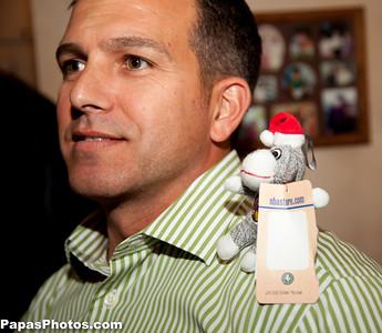 I know, I have a Chimp on my shoulder!