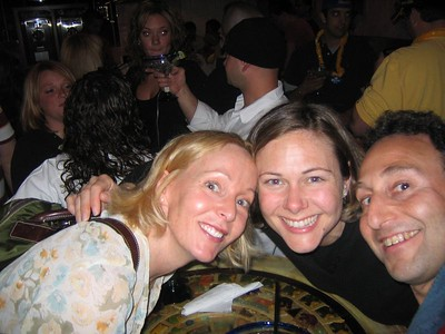 Susan, Mel, Shep
