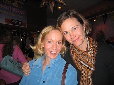Susan and Mel
