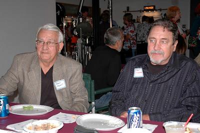 Gary Mast and Bob Shroeder