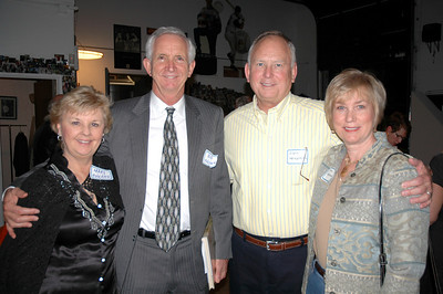 Bob Fincher and wife, and Glen Henderson and wife.