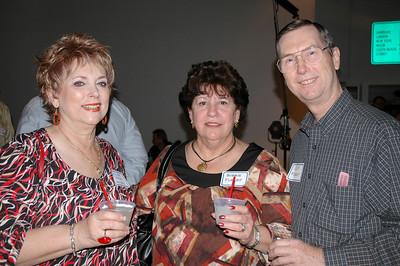 Wanda Brown, Clifton Furedy and wife Bobbie