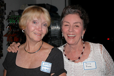 Kathi Henderson and Penny Boone