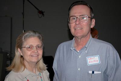 Robert Erickson and wife