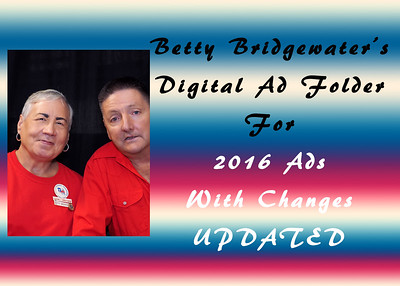 Member Ads from Betty Bridgewater