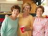 Betti Morris, Judy Chapman & Peggy Wilson
