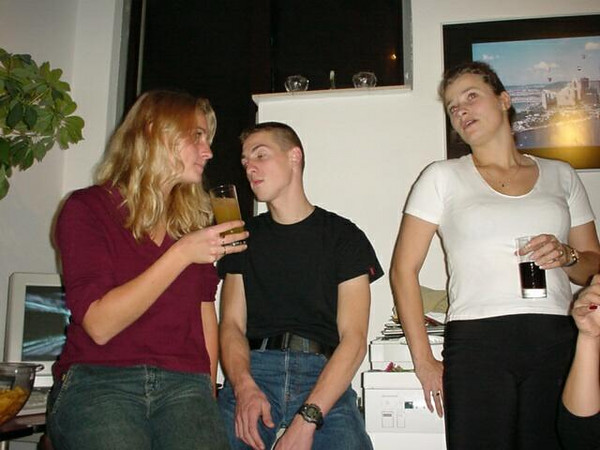 Melanie and friends