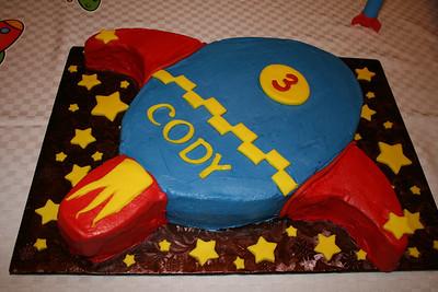 Cody's Third Birthday - October 2012