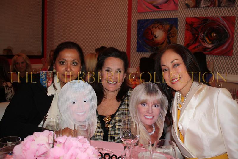 Noreet Haase, Cynthia Maltese and Lucia Hwong-Gordon