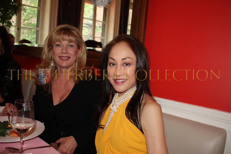 Paola Rosenshein and Lucia Hwong Gordon