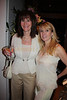 Lee Fryd from Newsday and Ramona Singer from Housewives of New York