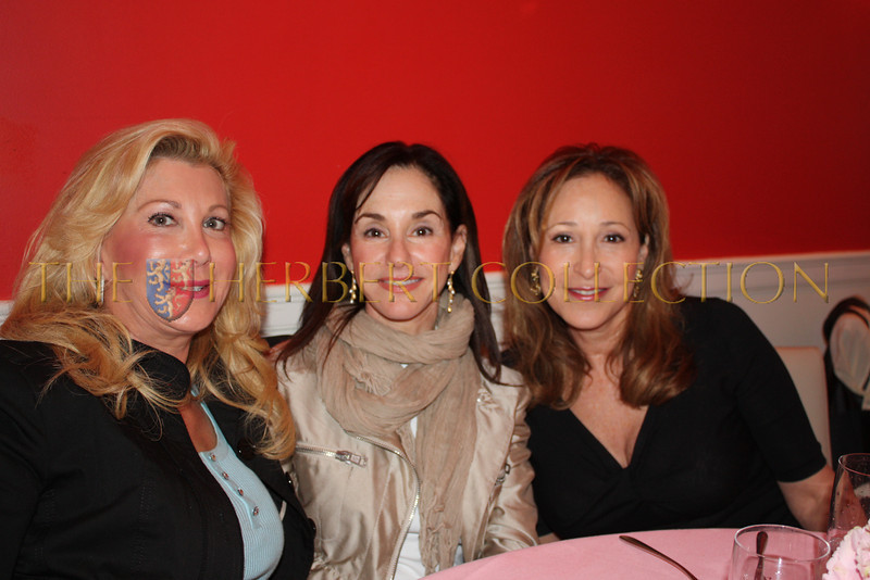 Michelle Walker, Diane Lieberman, Jennifer Miller