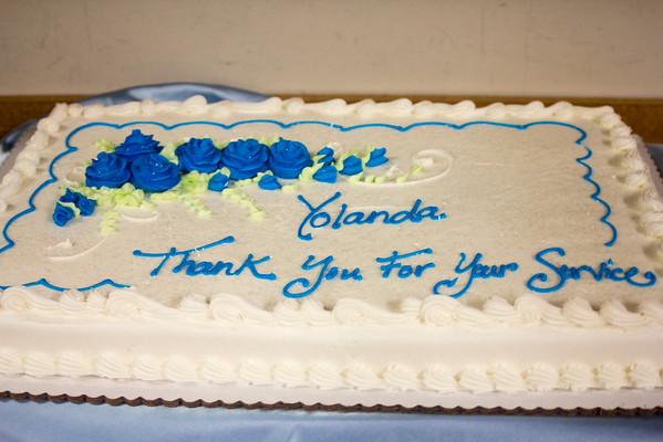 Congratulations Yolanda