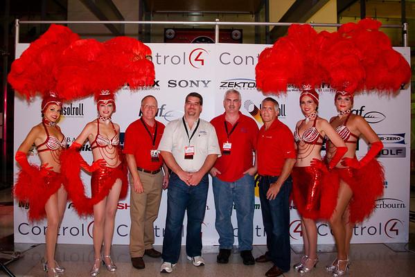 Control 4 awards