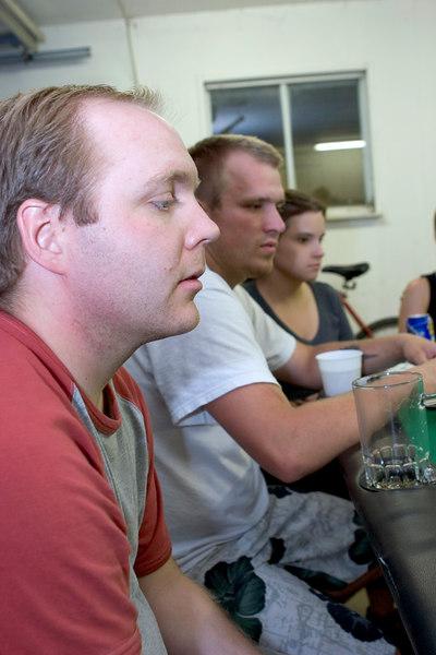 Cory's BBQ July 2006