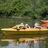 Mason, are you enjoying your kayak ride?