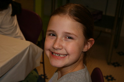 Courtney's 8th Birthday - December 2010