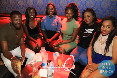 DAY ONE BRUNCH @ SELECT LOUNGE MAY 20th