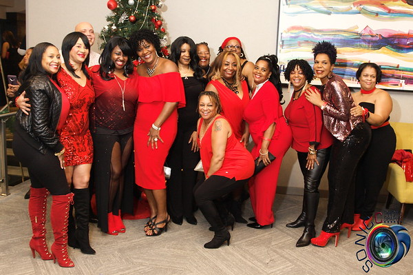 """DECEMBER 15TH, 2018: THE BLACK AND RED AFFAIR """"JACK YOUR BODY"""" EDITION @ APA HOTEL W/ TINA GRAHAM AND 3 SAG ENTERTAINMENT"""