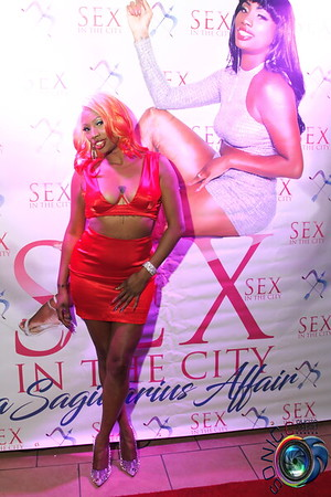DECEMBER 13TH, 2019: SEX IN THE CITY; KAY PHILLY'S BIRTHDAY BASH @ THE SOCIAL CLUB