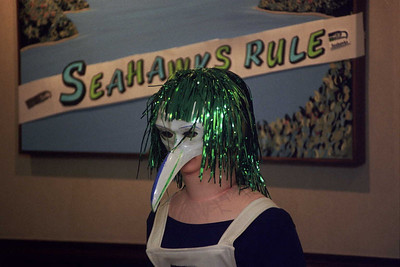 DHLT Seahawk Superbowl Party 2006