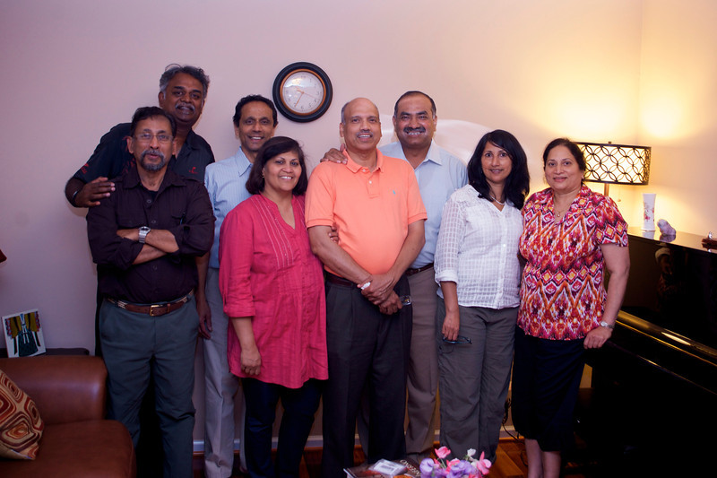 June 2013- Tom, JT, Veera, Bernie & AFD, Jairaj, Shoba and Nalini: T63-3323<br /> Photo Credit - Navin Yarlagadda