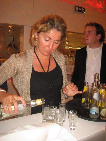Joyce, former professional Goldstrike drinker
