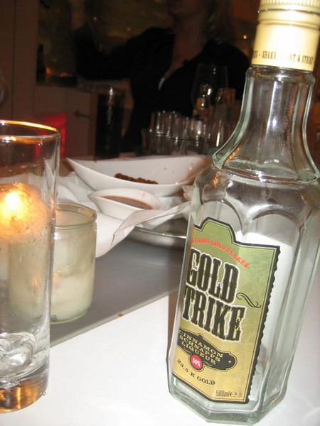 Goldstrike, 100 proof (!), 50%