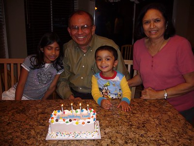 Dad's B'day - 02/08