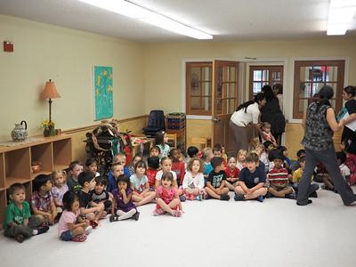 April 01, 2014 – Square Dance Exhibit, Longwood Montessori School, 12839 Louetta Road, Cypress, TX