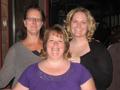 Meredith, Lynn and me